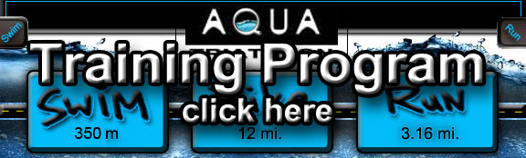Aqua Triathlon Training Program